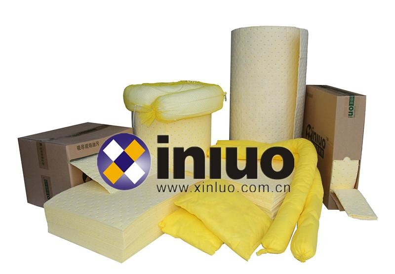 新络H9425危险化学品吸收枕黄色多用途吸收枕 6