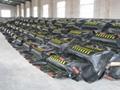 WGJ1000固體浮子式橡膠圍油欄 1