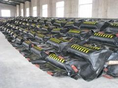 WGJ1000固體浮子式橡膠圍油欄