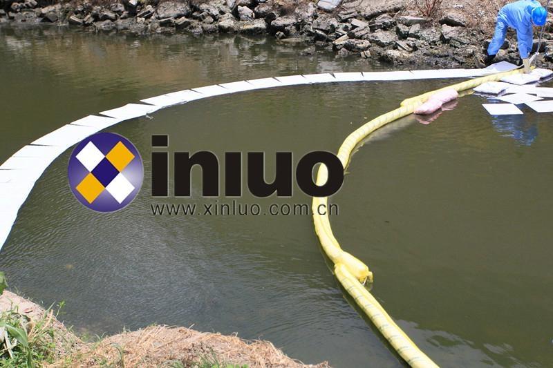 5203/5206水面专用吸油围油拦油栅 2