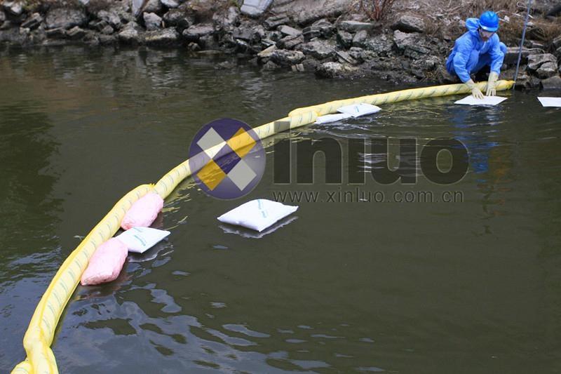 5203/5206水面专用吸油围油拦油栅 3