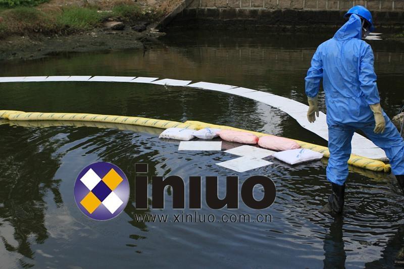 新絡XL5010水面專用吸油拖布河道水面掃油布排污撇油布 3