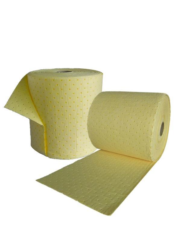 Hazardous materials absorbing cotton