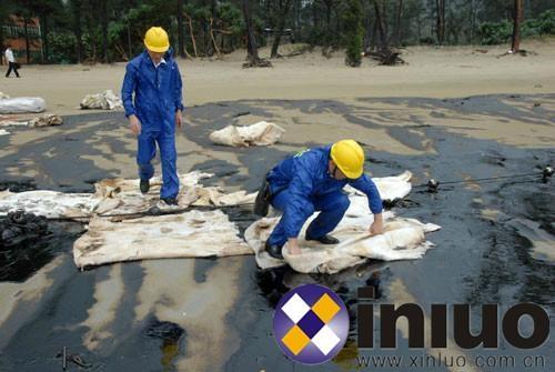 PP-1輕質、中質油類專用吸油氈 5