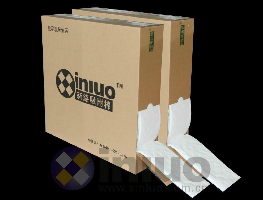 新絡XL118 折疊式吸油棉變化多規格吸油棉多用途吸油棉 9