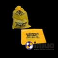 Chemical laboratory dedicated hazards waste gas protection bag recycle bag 3