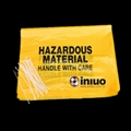 Chemical laboratory dedicated hazards waste gas protection bag recycle bag 4