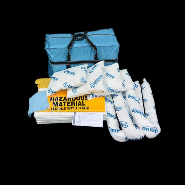 Oil absorption KIT70 litres  combination suit of oil spill 1
