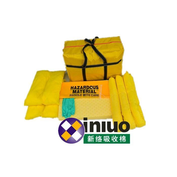 新络KITH70化学危害品泄漏吸收组合套装70升万用组合吸收装 1