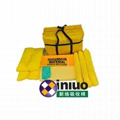 新絡KITH70化學危害品洩漏吸收組合套裝70升萬用組合吸收裝