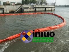 WGV600固體浮子式PVC圍油欄
