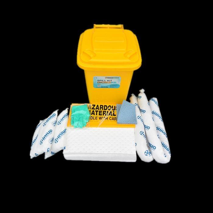 新絡KIT58應急洩漏吸油組合套裝58L清潔溢油組合套裝  5