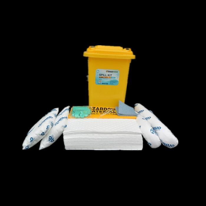 新絡KIT58應急洩漏吸油組合套裝58L清潔溢油組合套裝  1