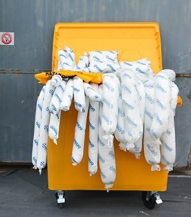 新絡 KIT810吸油應急組合套裝810升溢油清潔組合套裝 3