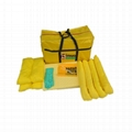 KITH103 litres of chemical hazards leakage  combination suit 1