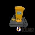新络KITY58溢液组合套装58升应急泄漏多功能吸液桶