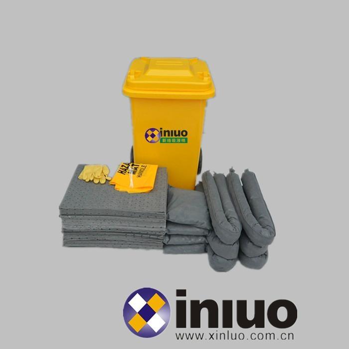KITY140通用吸液组合套装140升应急泄漏多功能多用途吸液装 1