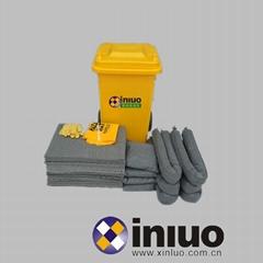 KITY140通用吸液組合套裝140升應急洩漏多功能多用途吸液裝