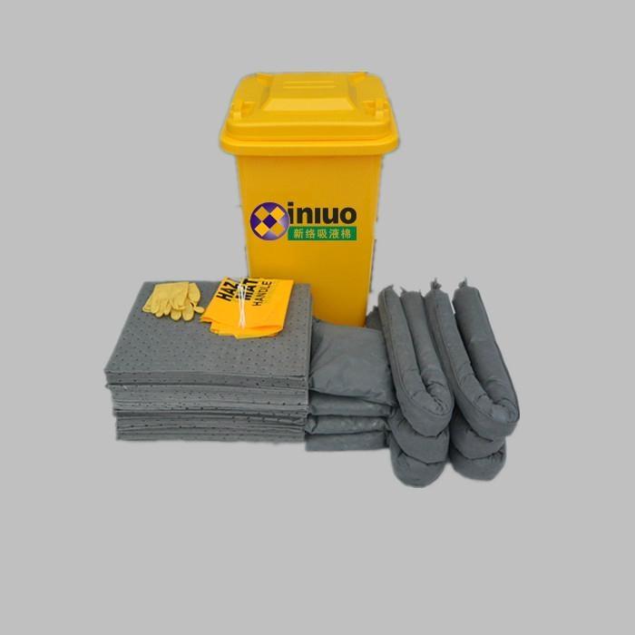 KITY140通用吸液组合套装140升应急泄漏多功能多用途吸液装 5