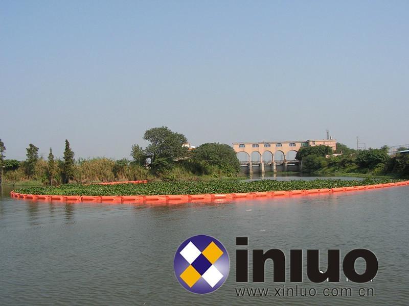 WGV600固體浮子式PVC圍油欄 4
