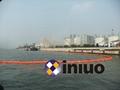 PVC900固体浮子式PVC围油栏港口码头防泄漏围油栏 4