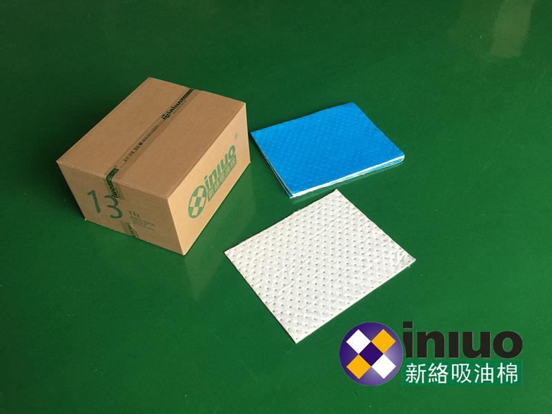 新研發防滲透吸油后不污染地面高級吸油片