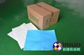 无尘车间维修预防油污泄漏清洁吸油棉