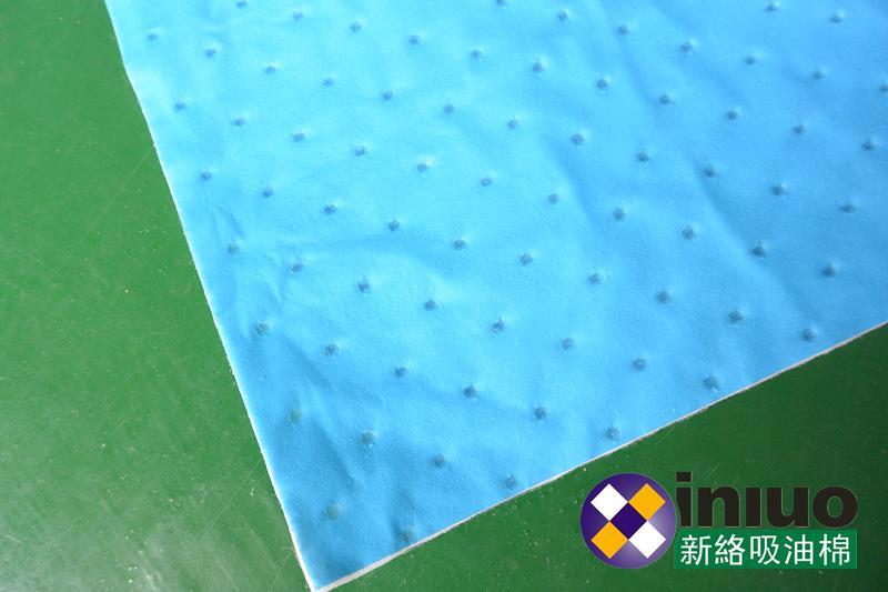 實驗室預防洩漏油品吸收專用吸油墊