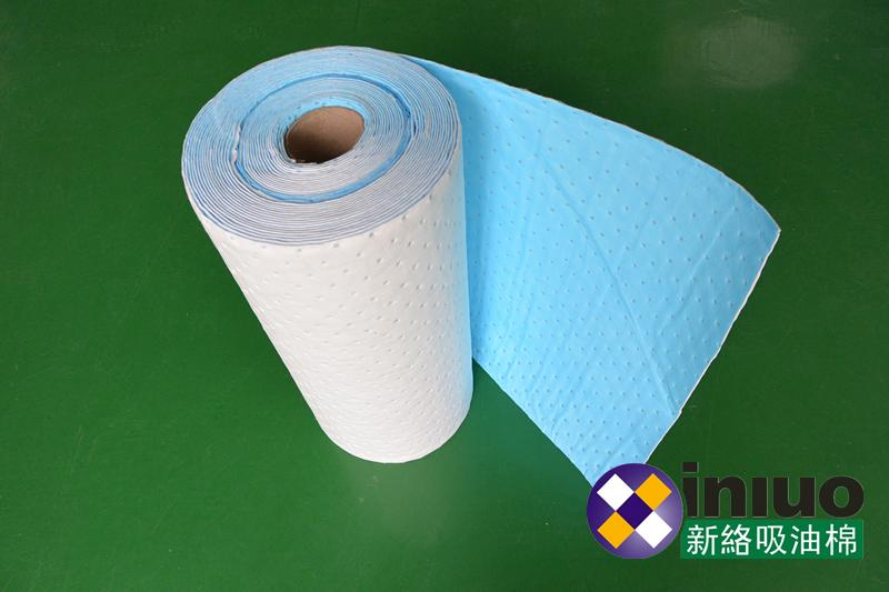 The new upgrade impermeable oil-absorbing non-absorbent oil film