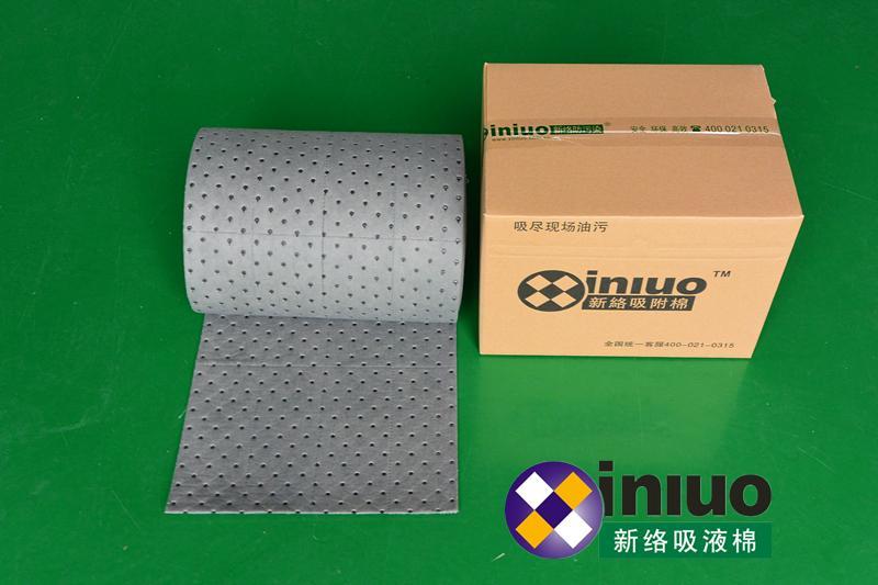 新线路XL94018多撕线通用吸液卷多用途灰色吸液卷 12