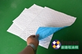 Suction defense penetration suction pad