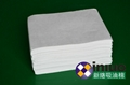 1251 Industrial oil absorbent sheet water surface, ground leakage,  13