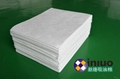 1251 Industrial oil absorbent sheet water surface, ground leakage,  14