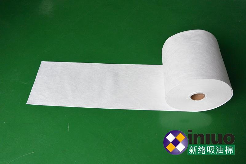水面大面积使用吸油棉陆地清洁油品吸油棉