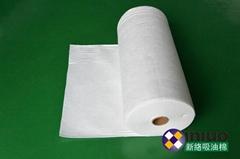 新络2252大宽幅吸油卷水面吸油专用吸油棉地面铺设吸油毯
