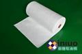 新络2402工业吸油卷不吸水多用于地面水面泄漏应急清洁吸油棉