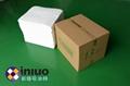 新络PS1401重量级吸油垫高效吸油垫压点白色吸油垫