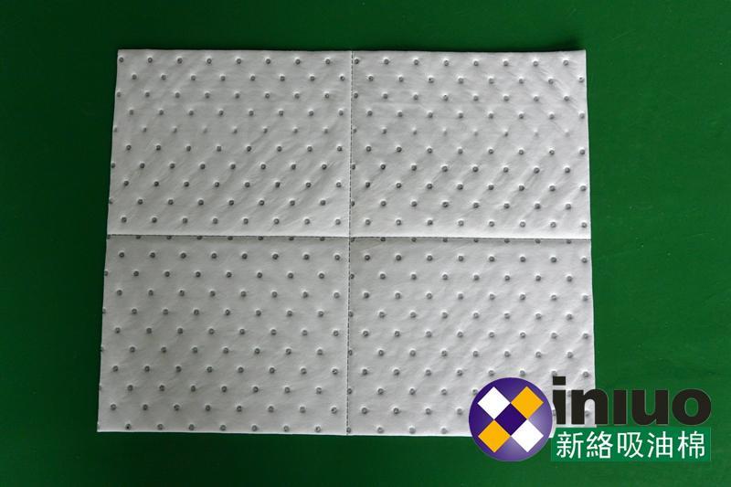 新絡PS1401XX重量級雙撕線節省吸油墊撕開多規格吸油墊多形狀吸油墊 10