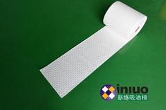 新絡PS2301X吸油棉卷40cm寬適合鋪設小範圍走道維修現場吸油卷