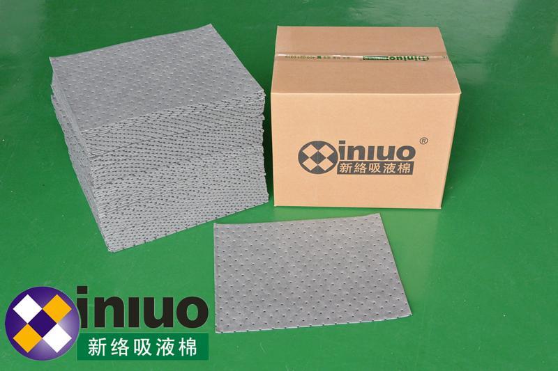江陰吸液棉廠家新絡品牌危害品倉庫吸液棉吸液墊