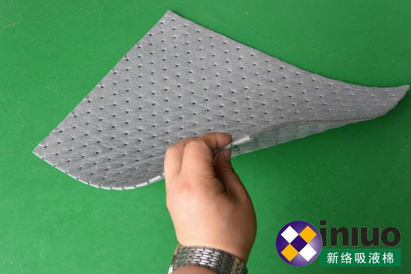 蘇州吸液棉廠家新絡品牌多功能車間清潔吸液棉墊