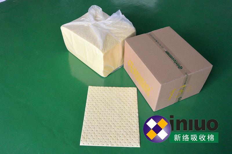 新络吸收垫化工厂预防应急清洁吸收片