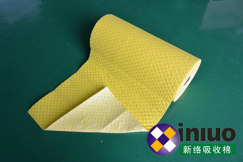 PSH92352X超強耐磨化工廠實驗室化學危害品專用吸收棉 4