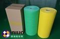 Chemical hazards absorption cotton 9