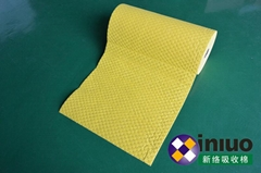 PSH92352X超强耐磨化工厂实验室化学危害品专用吸收棉