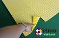 Chemical hazards absorption cotton 2