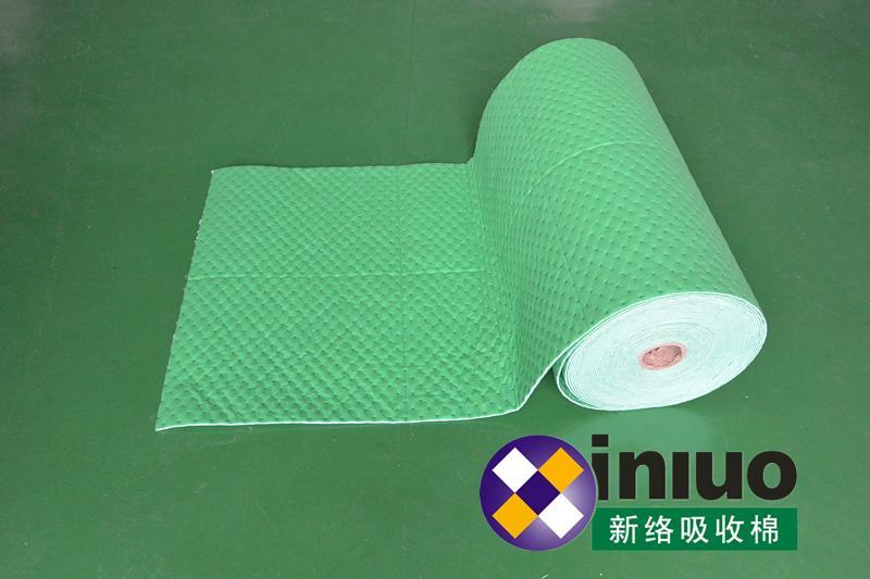 PSL92352X化工廠實驗走道鋪設吸收化學危害品吸收棉 1