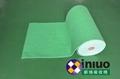 Chemical hazards absorption cotton