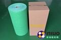 PSL92352X化工廠實驗走道鋪設吸收化學危害品吸收棉 5