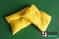 新絡H9425黃色危險化學品吸收枕 8